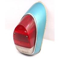 RH Tail Light Lamp Lens & Housing 68-70 VW Beetle Bug Aircooled- Genuine Hella