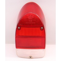RH Tail Light Lamp Lens 71-72 VW Beetle Bug Aircooled - Genuine Hella