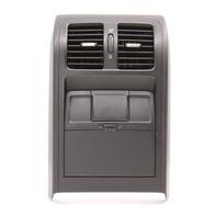 Center Console Armrest Rear Vents 06-10 VW Passat B6 Genuine - 3C0 864 298 BB