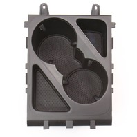 Center Console Cup Holder Insert 06-10 VW Passat B6 Genuine - 3C0 862 534