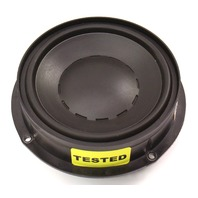 Rear Dynaudio Speaker Woofer 06-10 VW Passat B6 Genuine - 3C0 035 453 B