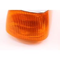 2 Fender Turn Signal Light Lens 70-79 VW Super Beetle Aircooled Genuine Hassia