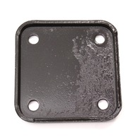 Oil Pump Cover Plate 80-91 VW Vanagon T3 Transporter - Genuine