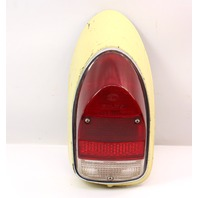 LH Tail Light Lamp Lens & Housing 68-70 VW Beetle Bug Aircooled ~ Genuine Hella