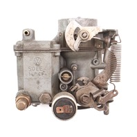 34PICT-4 Solex Carburetor 1974 VW Beetle Bug Aircooled Dual Port California Reman