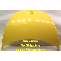 Hood Bonnet 00-05 VW New Beetle - LD1B Yellow - Genuine - Local Pickup Iowa