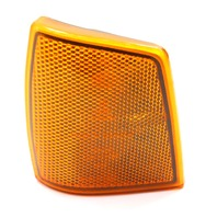 LH Turn Signal Corner Light Lamp Lens 80-84 VW Jetta Mk1 Genuine . 161 945 119