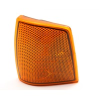 LH Turn Signal Corner Light Lamp Lens 80-84 VW Jetta Mk1 . Genuine . 161 945 119