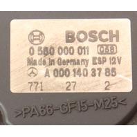Air injection Pump 98-06 Mercedes W210 E320 E430 C240 E55 0001403785