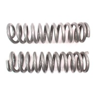 "Rough Country Suspension Front 4"" Lift Coil Springs 70-79 Ford Truck Bronco"