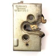 LH Front Door Latch Lock Actuator VW 85-92 Golf Jetta Mk2 Genuine - 191 837 015 C