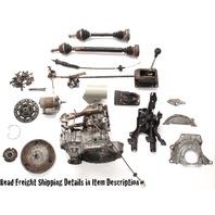 5 Speed Manual Transmission Swap Kit 85-92 VW Jetta Golf GTI MK2 020 - AUG Code