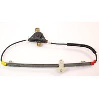 RH Rear Window Track Regulator Guide 85-92 VW Jetta Golf GTI MK2 - 193 839 402