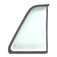 LH Rear Quarter Side Window Door Exterior Glass 85-92 VW Jetta Golf MK2 4 Door -