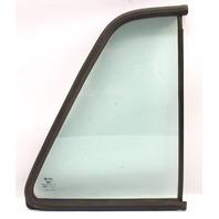 RH Rear Quarter Side Window Door Exterior Glass 85-92 VW Jetta Golf MK2 4 Door -