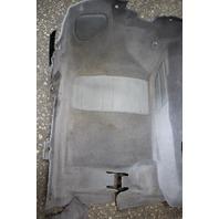 Interior Floor Carpet 85-92 VW Golf GTI MK2 - Genuine - Grey