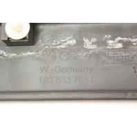 LH Rear Door Trim Molding Rub Strip 88-92 VW Jetta Golf MK2 - 193 853 753 F