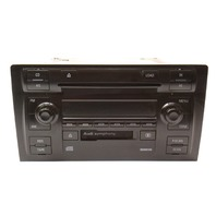 Symphony II Radio Head Unit CD Cassette 02-03 Audi A8 S8 - 4D0 035 195 J