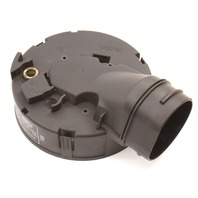 Bosch 150 Amp Alternator Back Cover Duct 02-03 Audi A8 S8 D2 - 077 903 015 P