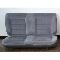Rear Back Seat 85-92 VW Golf MK2 Grey - Genuine