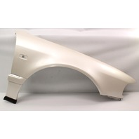 RH Fender 00-03 Audi A8 S8 D2 - L0B9 Magnolia Pearl - Genuine - 4D0 821 112 A