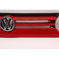 Genuine VW Grill Grille 93-99 VW Golf GTI Cabrio MK3 - LY3D Red - 1H6 853 653 D