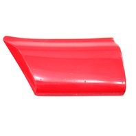 LH Small Fender Trim Molding 93-99 VW Jetta Golf GTI MK3 - LY3D Tornado Red