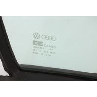 Quarter Window Glass & Seals Non Vented 75-84 VW Rabbit Pickup Jetta MK1 ~