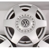 "5x100 16"" Alloy Wheels Rims Set 98-05 VW Beetle Jetta Golf GTI Mk4 1C0 601 025 A"
