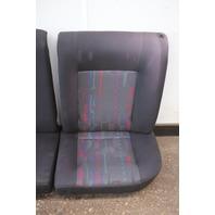 Front & Rear Party Sport Seat Set 93-99 VW Jetta Golf GTI MK3 - Genuine