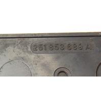 Rear Emblems Badge Logo 80-91 VW Vanagon T3 Westfalia - Genuine - 251 853 689 A