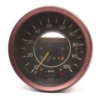73-79 VW Super Beetle Bug Speedometer Gauge Cluster Aircooled . 133 957 023