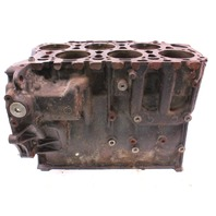 Engine Cylinder Bare Block 07-08 VW Audi Q7 3.6 VR6 BHK - Genuine