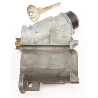 Ignition Collar / Key 74-79 VW Super Beetle Bug Aircooled ~ 113 905 851 A ~