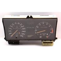 Gauge Cluster Speedometer 85-89 VW Jetta Golf GTI MK2 8v 7k Tach 140MPH