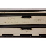 Climate Control Panel Switch Trim Plate 85-92 VW Golf Jetta MK2 - 176 919 383 A