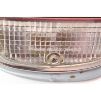 LH Tail Light Lamp Lens Housing 68-70 VW Beetle Bug Aircooled Genuine Hella Blue