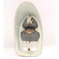 RH Tail Light Lamp Housing 68-70 VW Beetle Bug Aircooled / Genuine Hella