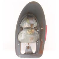 LH Tail Light Lamp Mount Housing 71-72 VW Beetle Bug Aircooled - Genuine Hella