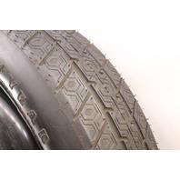 """15"""" x 4 Compact Spare Wheel Tire Donut Rim 90-02 Honda Accord Prelude - Genuine"""