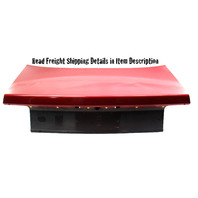 Trunk Lid Deck Boot 85-92 VW Jetta MK2 LA3Z Red Metallic - Genuine