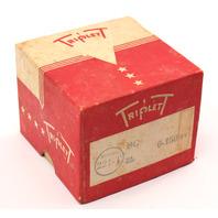 NOS Triplett 221-T 0-150 Millivolts MV DC - NOS Vintage Panel Meter