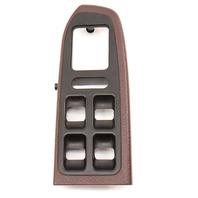 Master Window Switch Trim Surround 90-93 Honda Accord Sedan - Genuine - M10550