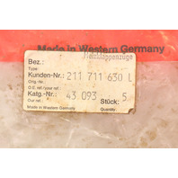 NOS RH Heater Cable 1972 72 VW Bus Transporter T2 - West Germany - 211 711 630 L