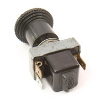 Gas Heater Dash Switch Knob 68-77 VW Beetle Bug Ghia Aircooled - 111 963 105 A