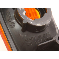 LH Turn Signal Corner Light Lamp 81-84 VW Rabbit MK1 . Genuine . 175 953 049