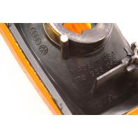 LH Turn Signal Corner Light Lamp 81-84 VW Rabbit MK1 / Genuine 175 953 049