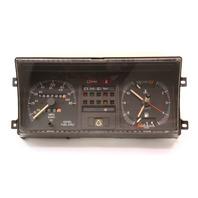 Gauge Instrument Cluster 81-84 VW Rabbit Diesel MK1 85MPH Speedometer - Genuine