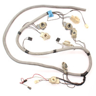 Tail Light Marker Plate Wiring Harness  81-84 VW Rabbit GTI MK1 - 175 971 011 E