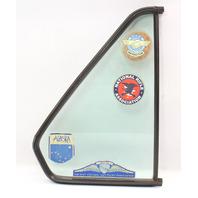 RH Rear Quarter Window Side Glass 75-84 VW Rabbit Jetta Mk1 4 Door ~ Genuine